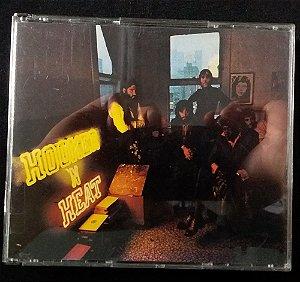 CD Canned Heat and John Lee Hooker - Hooker 'n Heat  - Duplo Importado