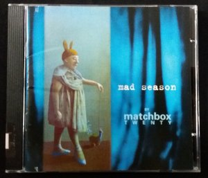 CD Mad Season - By Matchbox Twenty