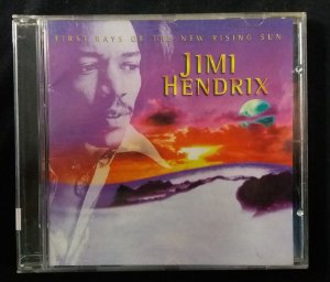 CD Jimi Hendrix - First Rays of the new rising Sun