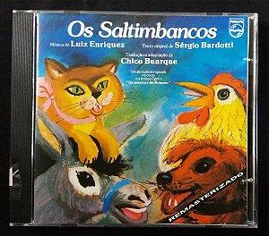 CD Os Saltibancos - Tradução e adaptação de Chico Buarque