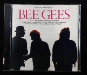 CD Bee Gees - The Very best of Bee Gees