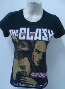 Baby look The Clash