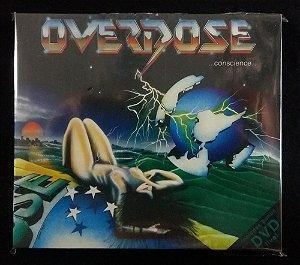 CD Overdose - Conscience + DVD Bonus