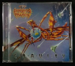 CD Praying Mantis - Gravity