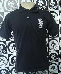 Camiseta Polo Motorhead
