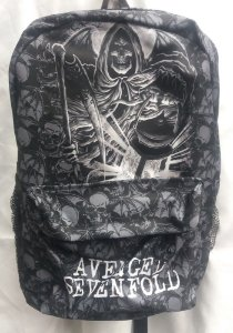 Mochila Escolar - Avenged Sevenfold