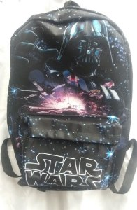 Mochila Escolar - Star Wars - Darth Vader