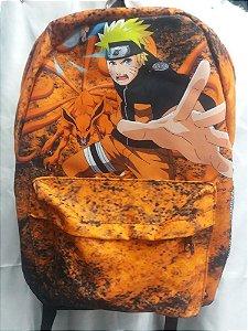 Mochila Escolar - Naruto