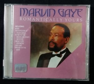 CD Marvin Gaye - Romantically Yours