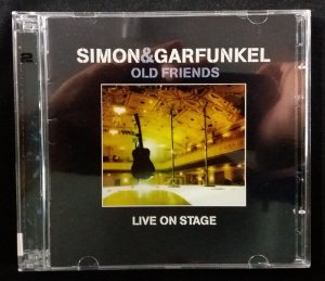 CD Simon & Garfunkel - Old Friends - Live on Stage