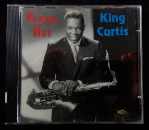 "CD ""Piping Hot"" - King Curtis - The Complete Enjoy Sessions"