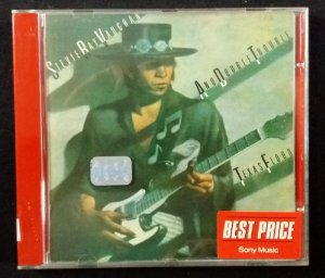 CD Stevie Ray Vaughan and Double Trouble - Texas Flood