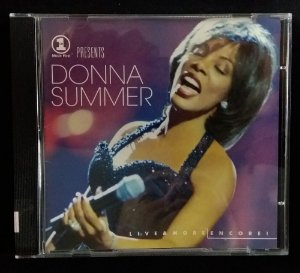 CD Donna Summer - Live & more Encore !