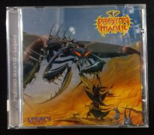 CD Praying Mantis - Legacy