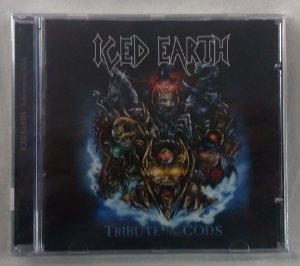 CD Iced Earth - Tribute to the Gods
