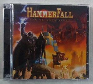 CD Hammerfall One Crimson Night - Duplo