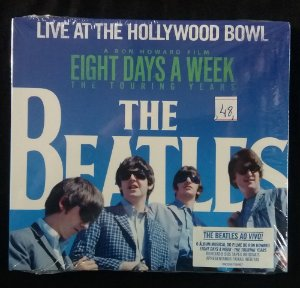 CD The Beatles - Live at the Wollywood Bowl