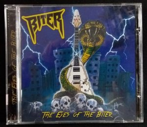 CD Biter - The Eyes of the Biter