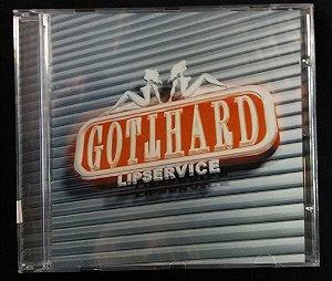 CD Gotthard - Lipservice