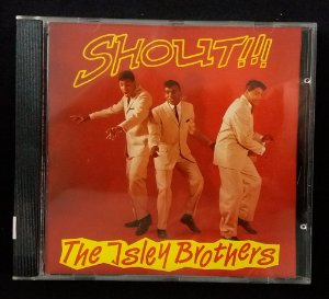 CD The Isley Brothers - Shout !