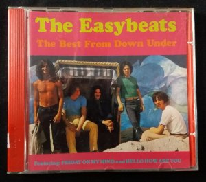 CD The Easybeats - The Best from Down Under - Importado