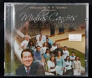 CD RR Soares - Minhas canções na voz dos melhores Vol. 2