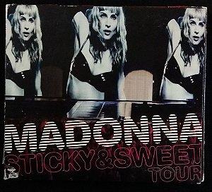 CD Madonna - Sticky & Sweet Tour