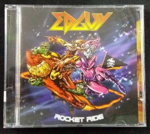 CD Edguy - Rocket Ride