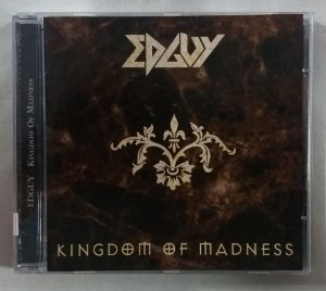 CD Edguy - Kingdom of Madness