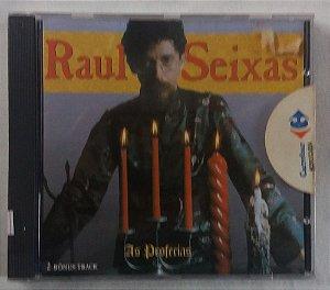 CD Raul Seixas - As Profecias - 2 Bônus Track
