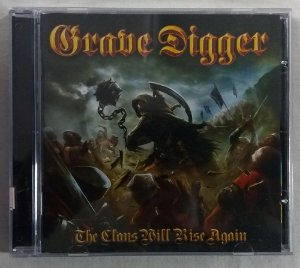 CD Grave Digger - The Clans Will Rise Again