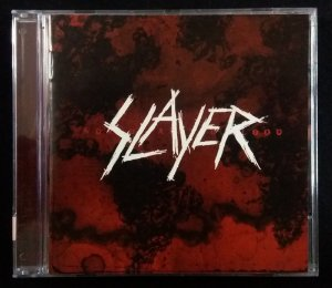 CD Slayer - World Painted Blood