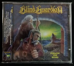 CD Blind Guardian - Follow the Blind