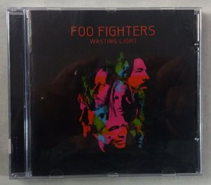 CD Foo Fighters - Wasting Light