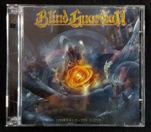 CD Blind Guardian - Memories of a Time to Come