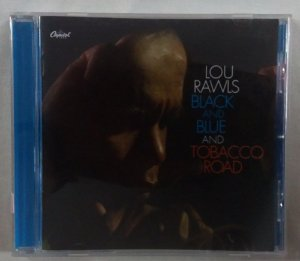CD Lou Rawls - Black and Blue and Tobacco Road - importado