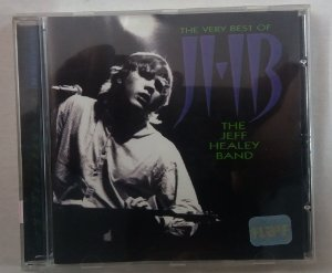 CD The Very best of The Jeff Healey Band