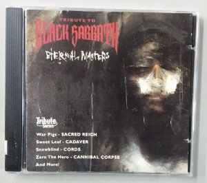 CD Tribute to Black Sabbath - Eternal Masters