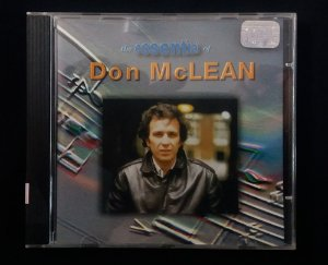 CD Don McLean - The Essential of Don McLean