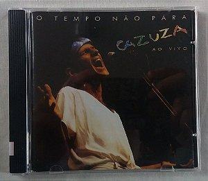 CD Cazuza - O tempo não pára - Ao vivo