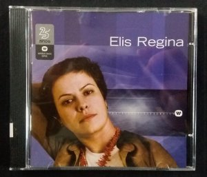 CD Elis Regina - Warner 25 anos