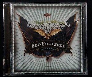 CD Foo Fighters - In Your Honor - Duplo