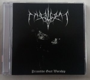 CD Angelgoat - Primitive Goat Worship