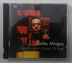 CD Charles Mingus - Duke Sllington's Sound of Love