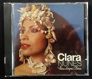 CD Clara Nunes - Para sempre Clara