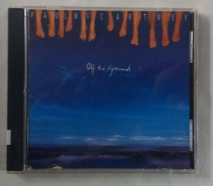 CD Paul McCartney - Off the Ground
