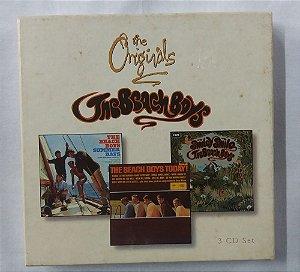 3 CD Set - The Beath Boys - The Originals - Summer days + Today! + Smiley Smile - Importado