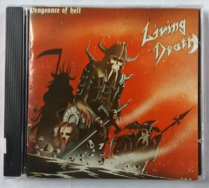 CD Living Death - Vengeance Of Hell