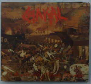 CD Chakal - Abominable anno Domine / Living with the pigs