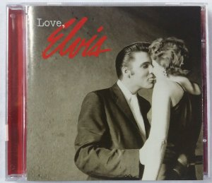 CD Elvis Presley - Love, Elvis